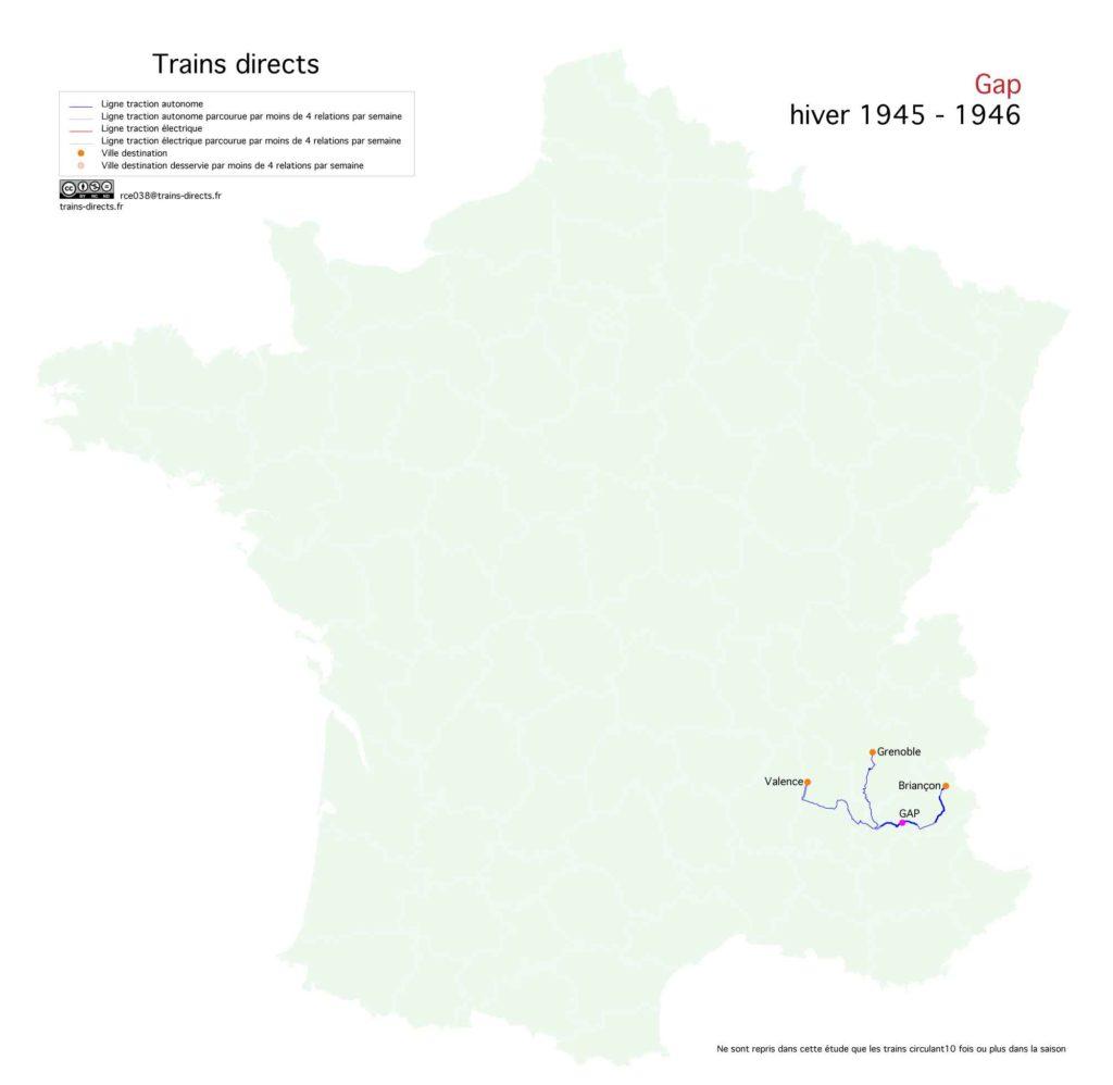 Gap 1945