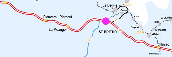 St Brieuc