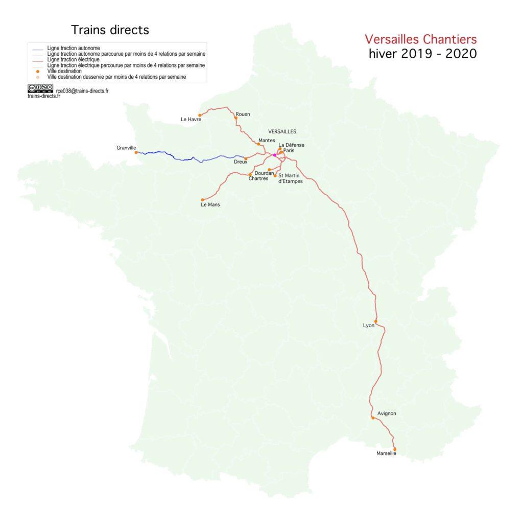 Versailles 2020