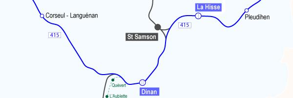 Dinan-Bandeau