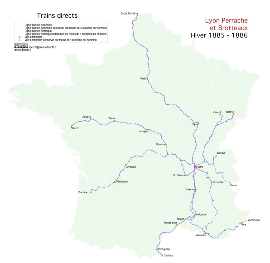 Lyon : 1886