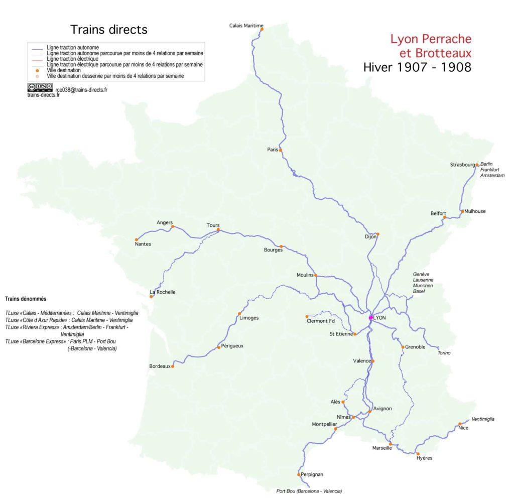 Lyon : 1907