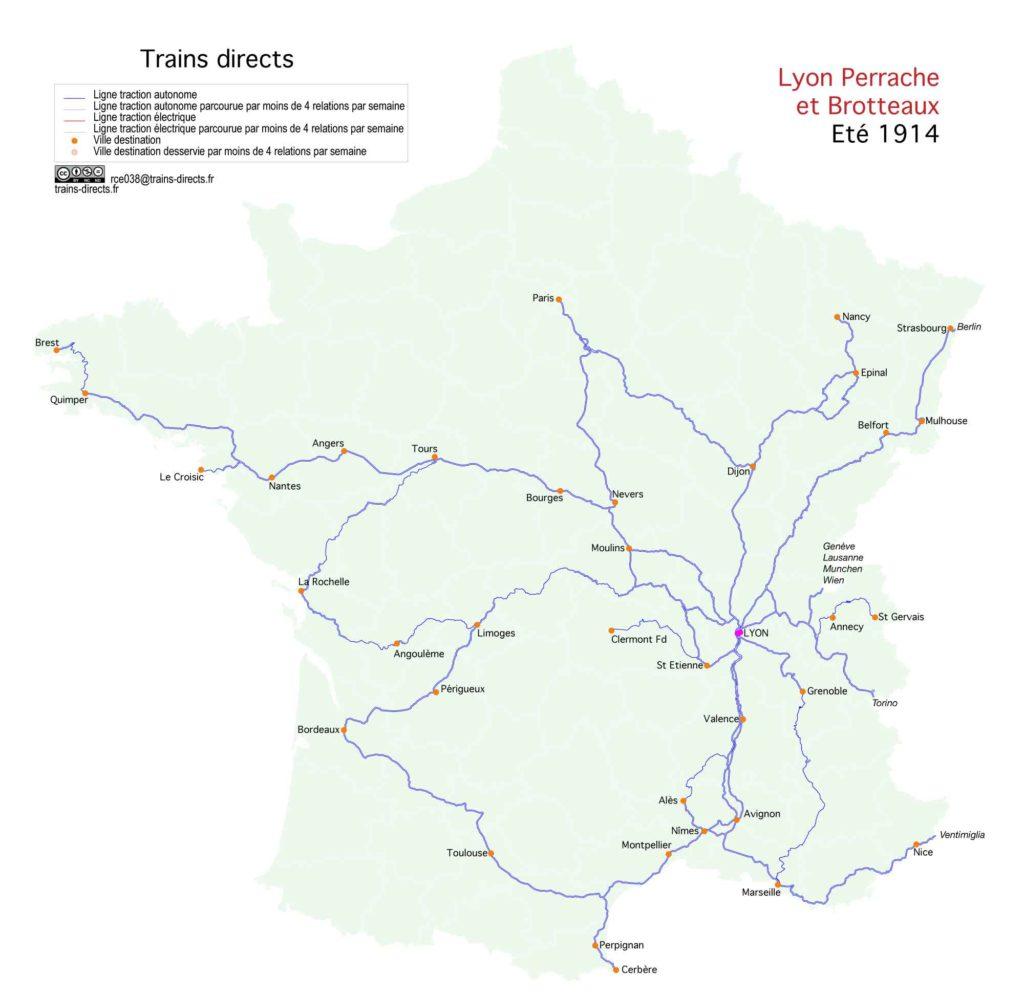 Lyon : 1914