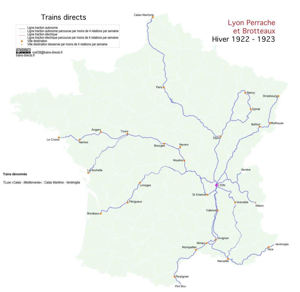 Lyon : 1922