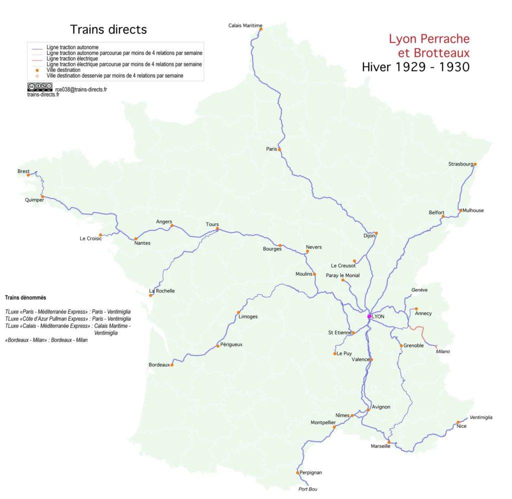 Lyon : 1929
