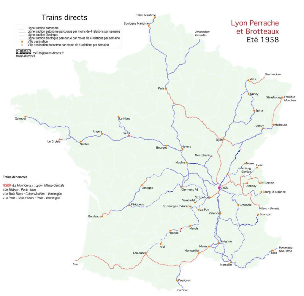 Lyon : 1958
