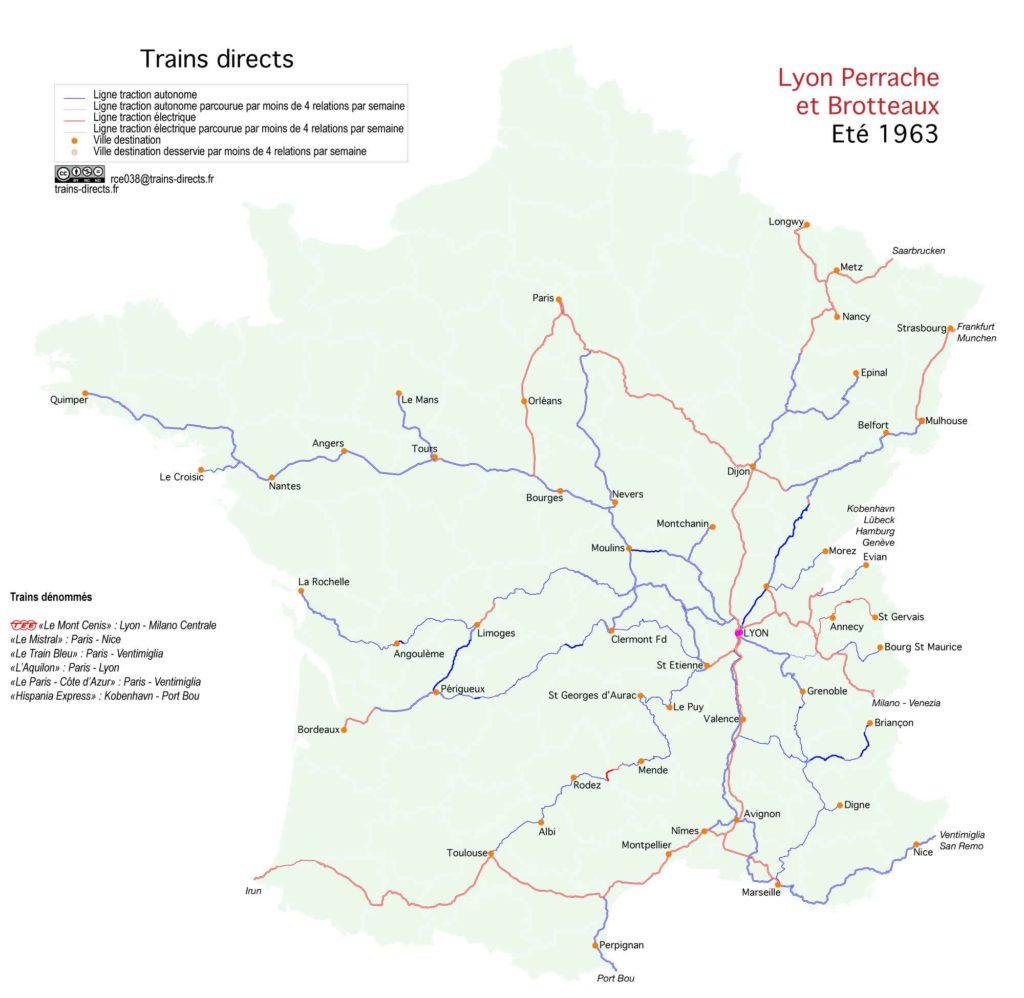 Lyon : 1963