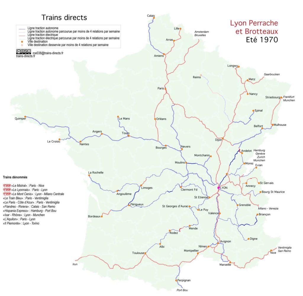Lyon : 1970