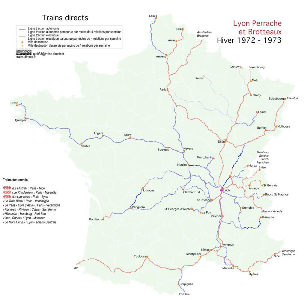 Lyon : 1973