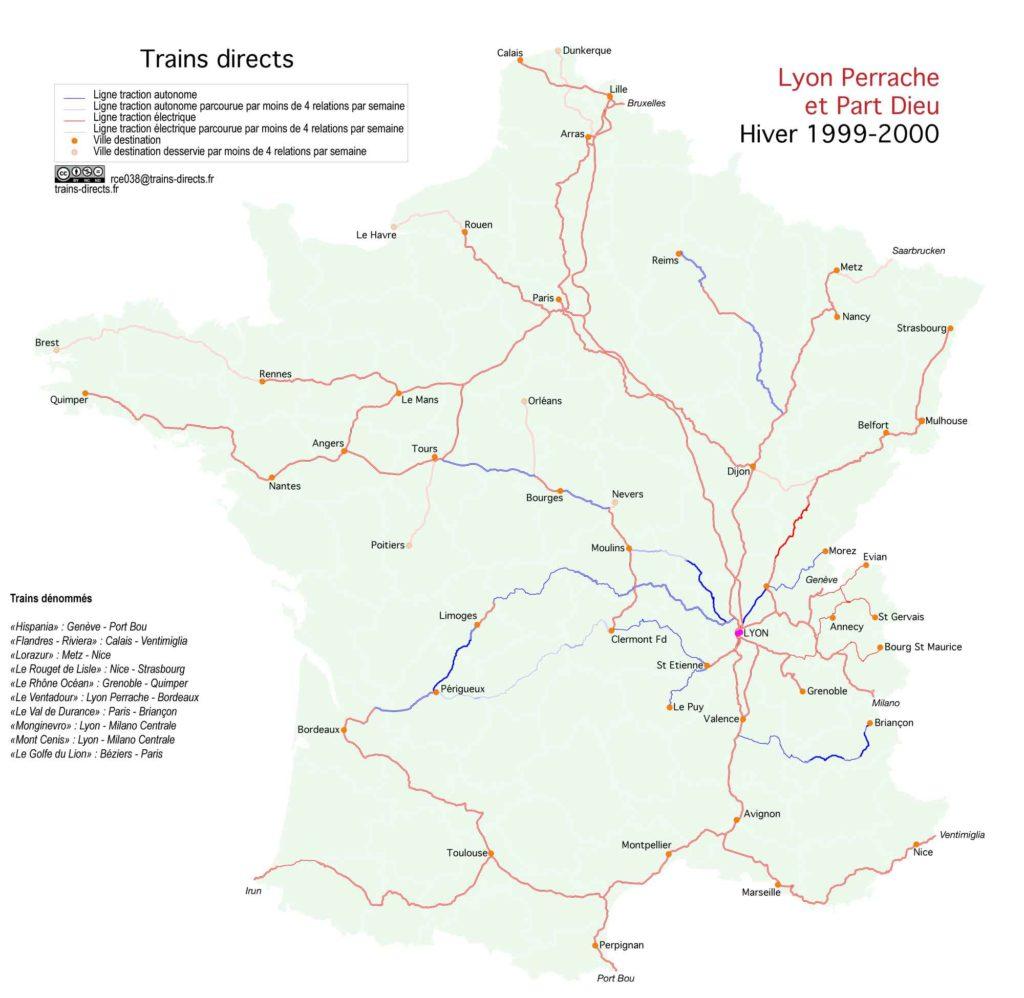 Lyon : 2000