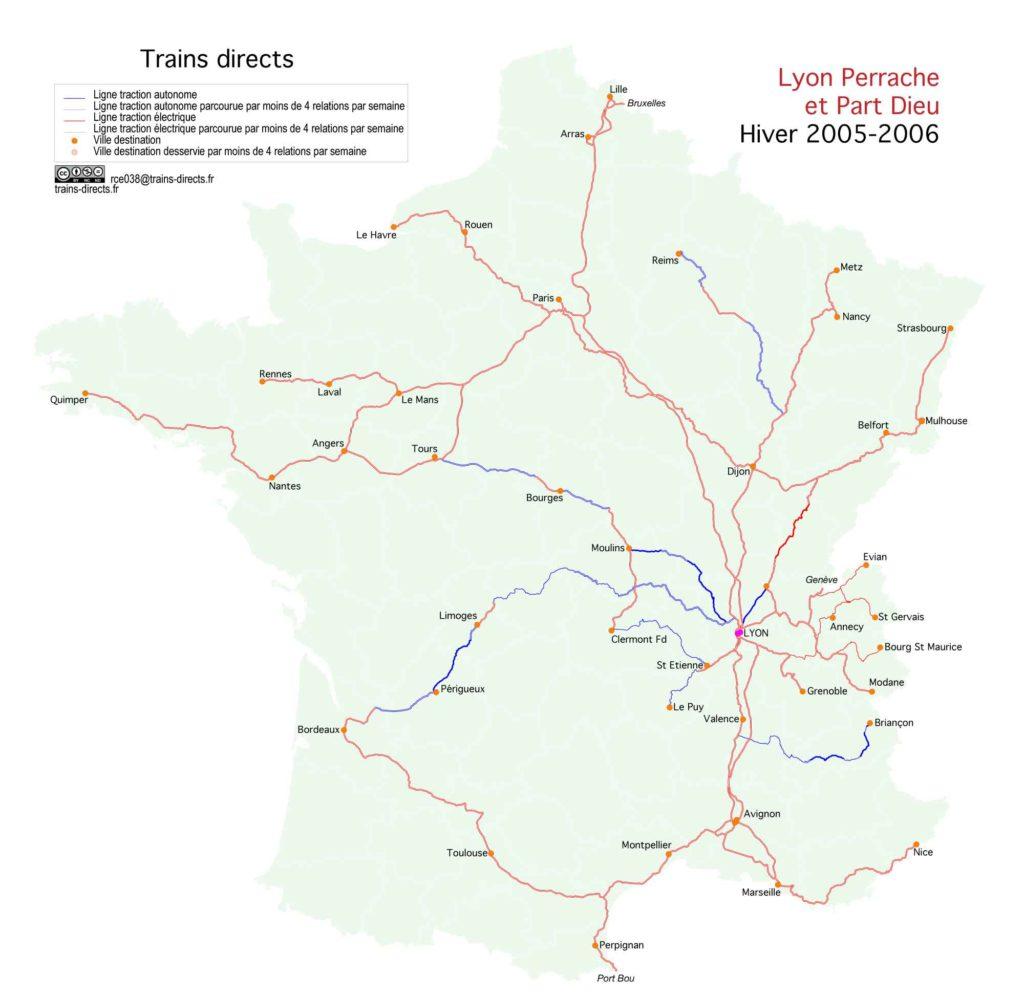 Lyon : 2006
