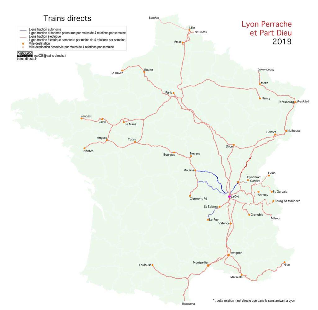 Lyon : 2019