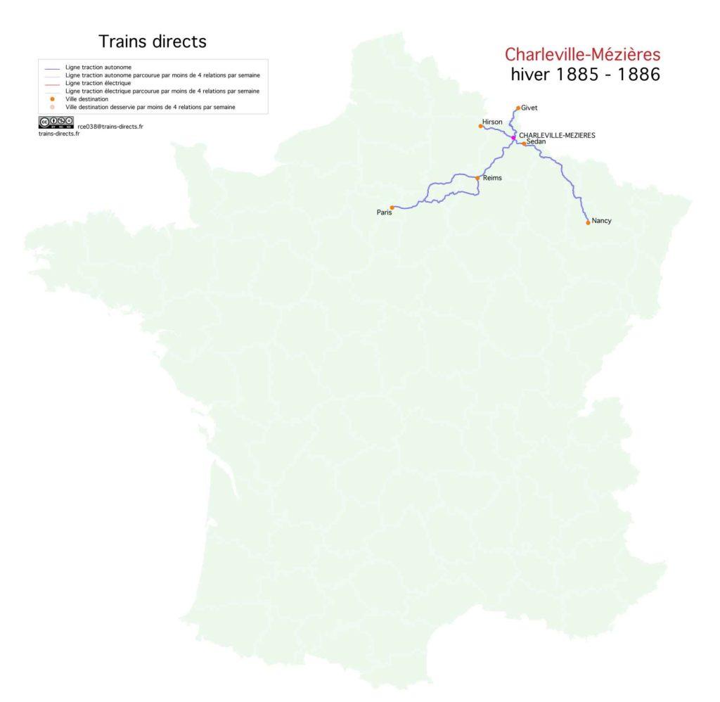 Charleville-Mézières : 1886