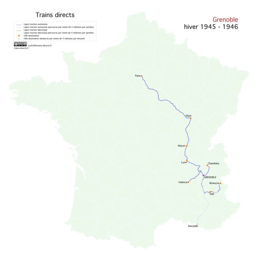 Grenoble 1945