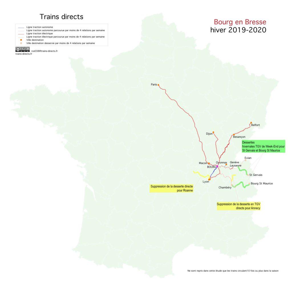 Bourg en Bresse 2020