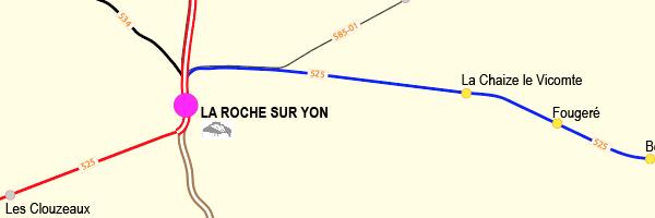 La Roche sur Yon