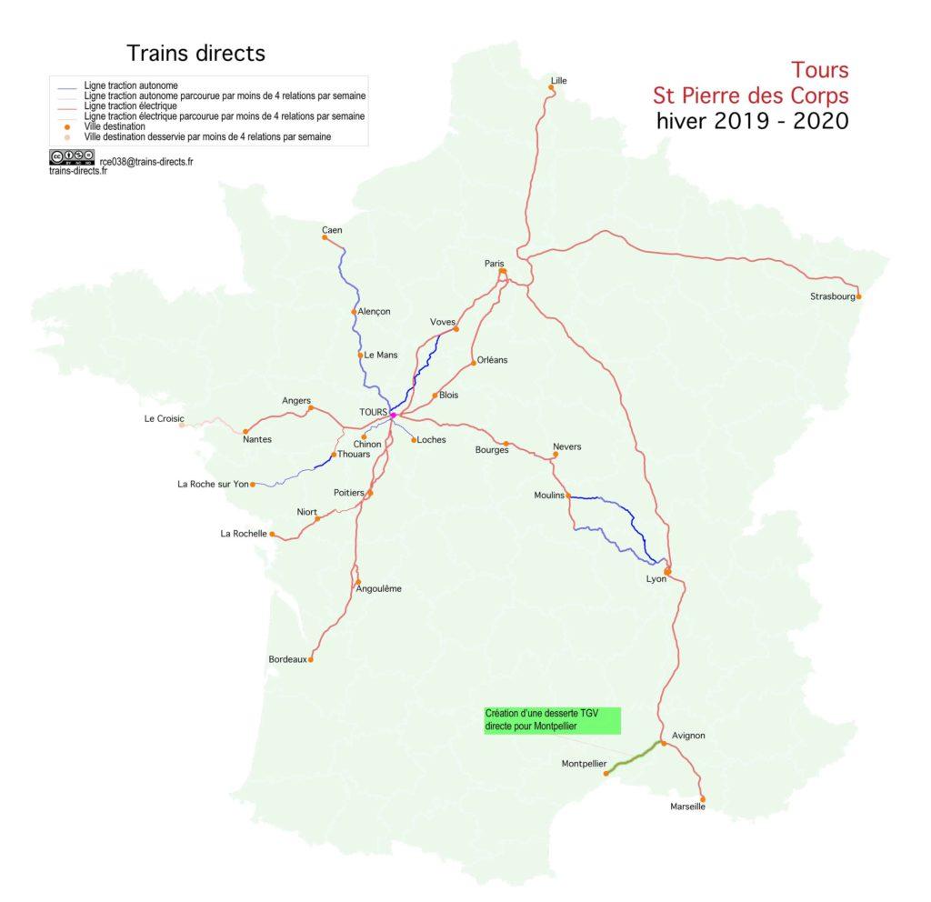 Tours 2020