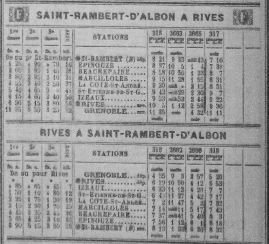St Rambert-Rives (Chaix du 21 mars 1886)